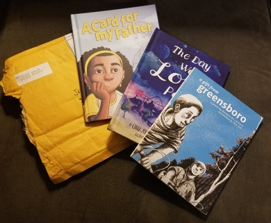 book mail